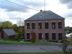 Groepshuis Eau d'Heure (2)